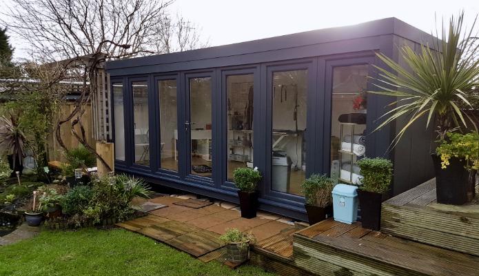 The Dog Grooming QCB Garden Studio