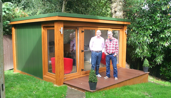 Another jeremy - another garden office