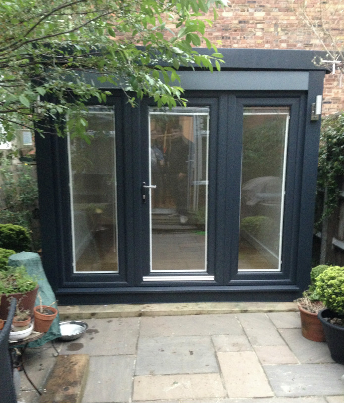 If You Have Your Qcb Garden Office Installed In July 2015