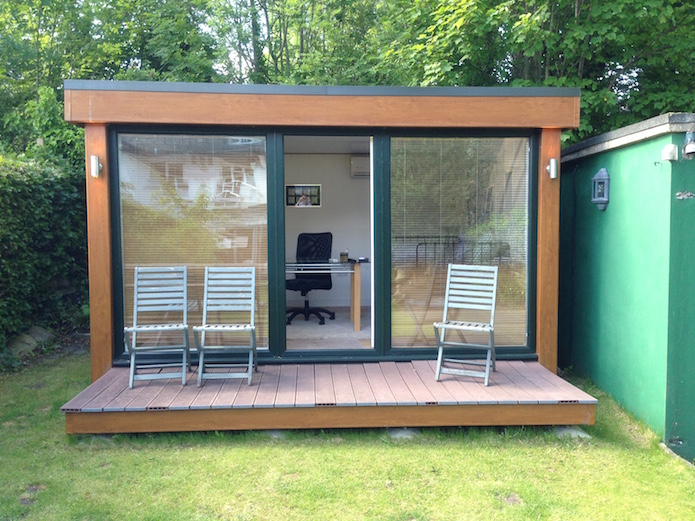 Second hand garden studio for sale for Garden studio uk