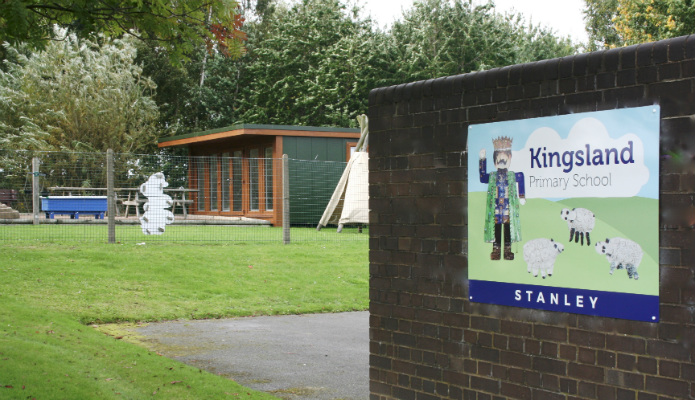 Kingsland School Garden Room Garden Studio